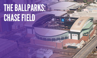 The Ballparks: Chase Field