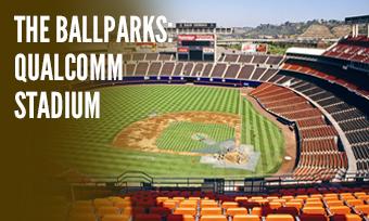 The Ballparks: Qualcomm Stadium