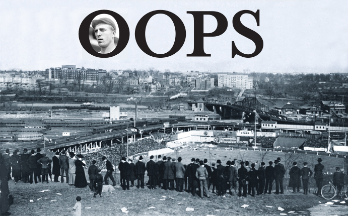 Fred Merkle and the Polo Grounds
