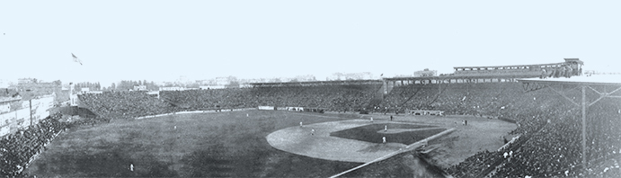 Fenway Park, 1914 World Series
