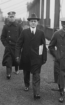 Secretary of War Newton D. Baker