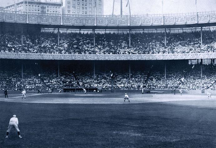 Polo Grounds, 1921 World Series