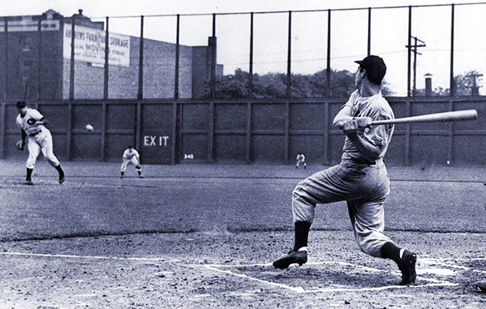 Joe DiMaggio 56 Game Hit Streak