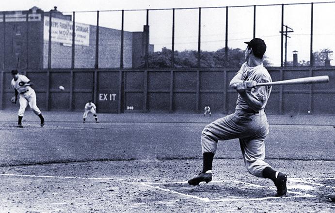 Joe DiMaggio 56 Game Hit Streak