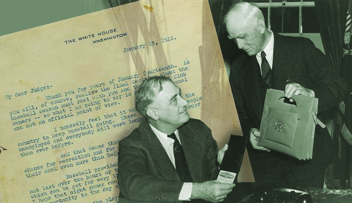 "FDR, Clark Griffith, and the ""Green Light"" Letter"
