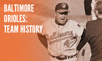 Baltimore Orioles History
