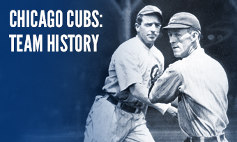 Chicago Cubs History