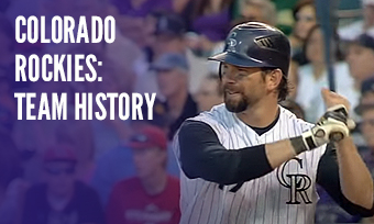Colorado Rockies HIstory