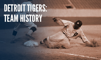 Detroit Tigers History