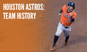 Houston Astros History