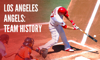 Los Angeles Angels History