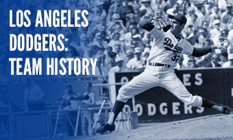 Los Angeles Dodgers History