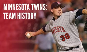 Minnesota Twins History