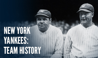 New York Yankees History