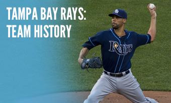 Tampa Bay Rays History