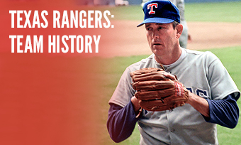Texas Rangers History