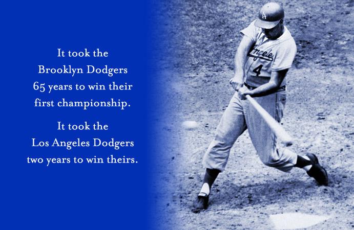 Duke Snider in 1959 World Series