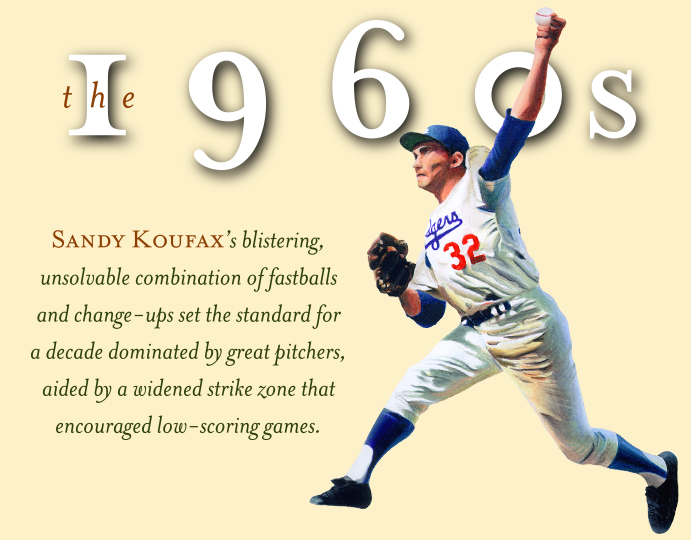 The 1960s—Sandy Koufax