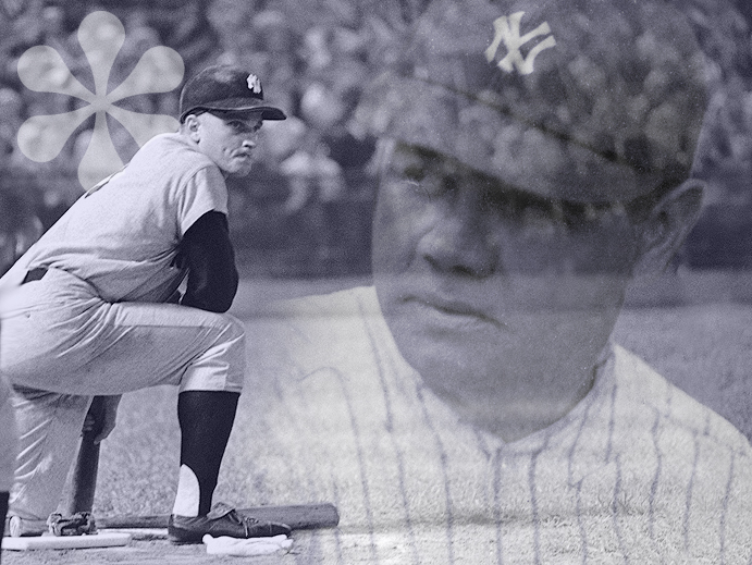 Roger Maris and the ghost of Babe Ruth