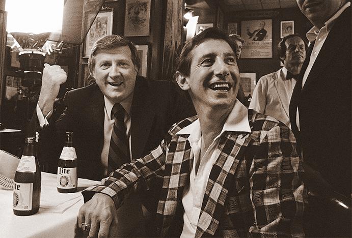George Steinbrenner and BillyM