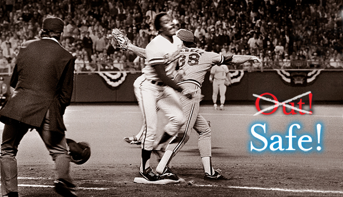 Don Denkinger's Blown Call in the 1985 World Series