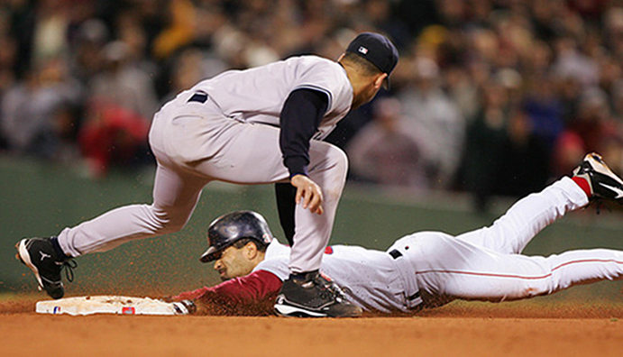 Dave Roberts' steal in Game Four of 2004 ALCS