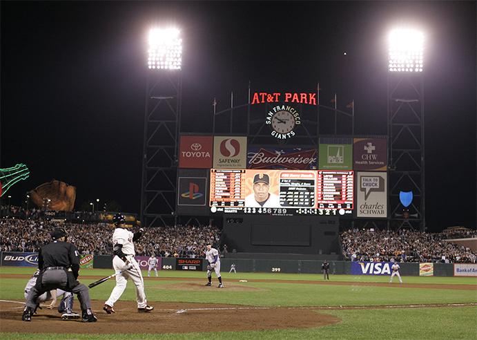 Barry Bonds' 756th home run
