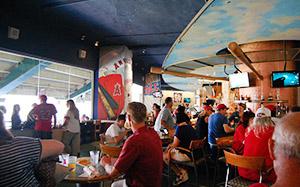 Shock Top Brewery at Angel Stadium