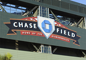 Chase Field Signage