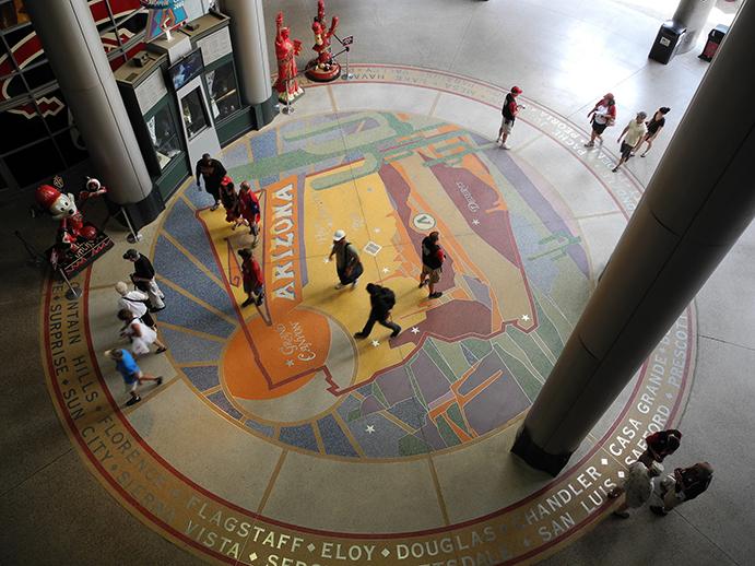 Chase Field Rotunda