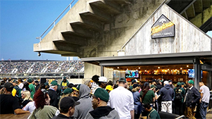 The Treehouse at the Oakland Coliseum