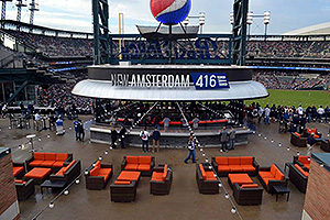 New Amsterdam 416 Lounge at Comerica Park
