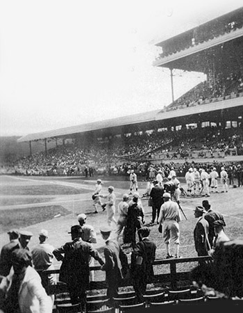 Redland Field, 1919 World Series