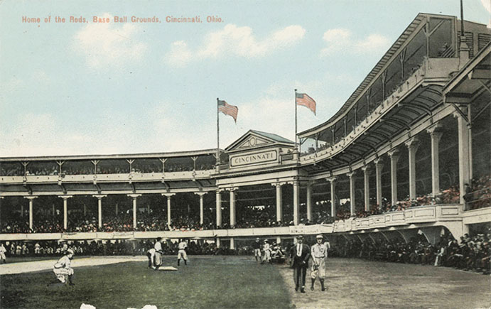Palace of the Fans Postcard