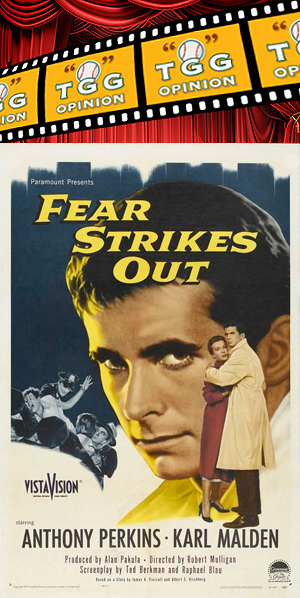 Fear Strikes Out poster