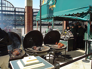 Boog's BBQ, Oriole Park at Camden Yards