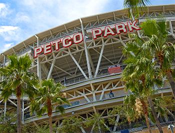 Petco Park Entrance