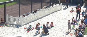 Petco Park Beachers