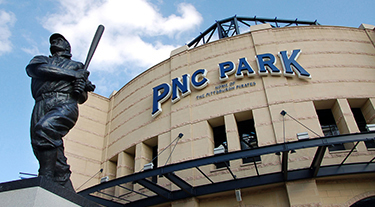 PNC Park main gate