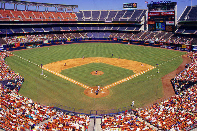 Qualcomm Stadium 1997