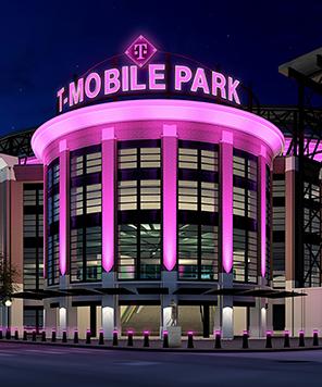 T-Mobile Park entrance