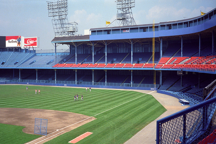 Right Field, Tiger Stadium