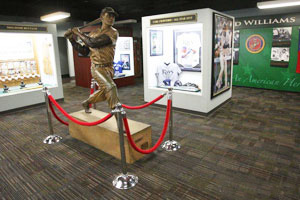 The Ted Williams Museum and Hitters Hall of Fame