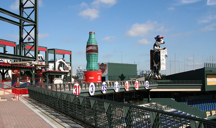 Coca-Cola Plaza, Turner Field