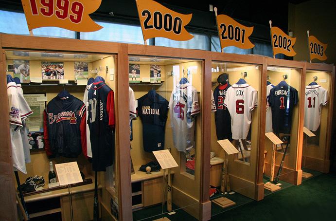Braves Museum at Turner Field