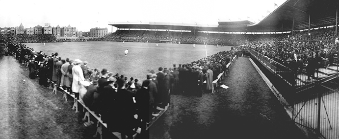 Wrigley Field, 1914