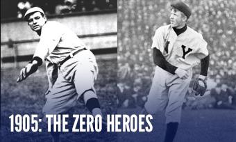 1905 Baseball History