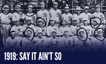 1919 Baseball History