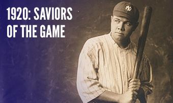 1920 Baseball History