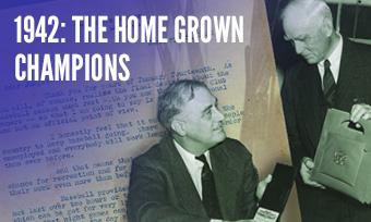 1942 Baseball History